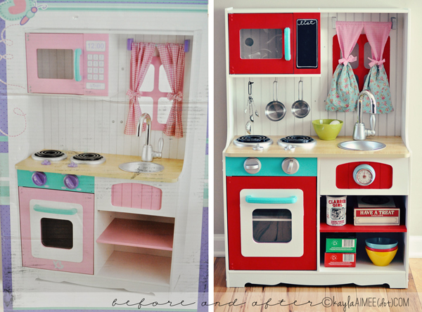 Wooden Play Kitchen Ikea ikea hackers children diy play kitchentoy. play kitchen makeover